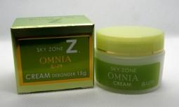 """Кремовый ремовер SKY Zone """"Omnia"""" 15 грамм"""