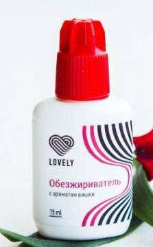 Обезжириватель Lovely с запахом вишни
