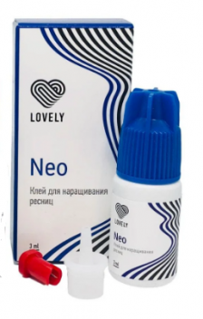 "Клей Lovely ""Neo "" 3мл"