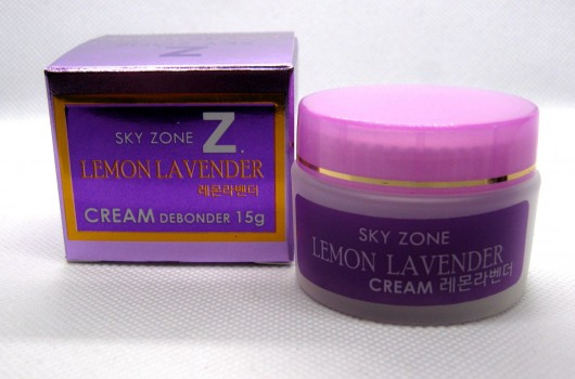 "Кремовый ремовер SKY Zone ""Lemon Lavende"" 15 грамм"